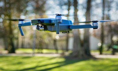 alimentos con drones
