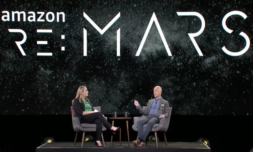 Las novedades tecnológicas que Amazon ha presentado en su evento re:MARS