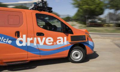 Apple compra la startup de conducción autónoma Drive.ai