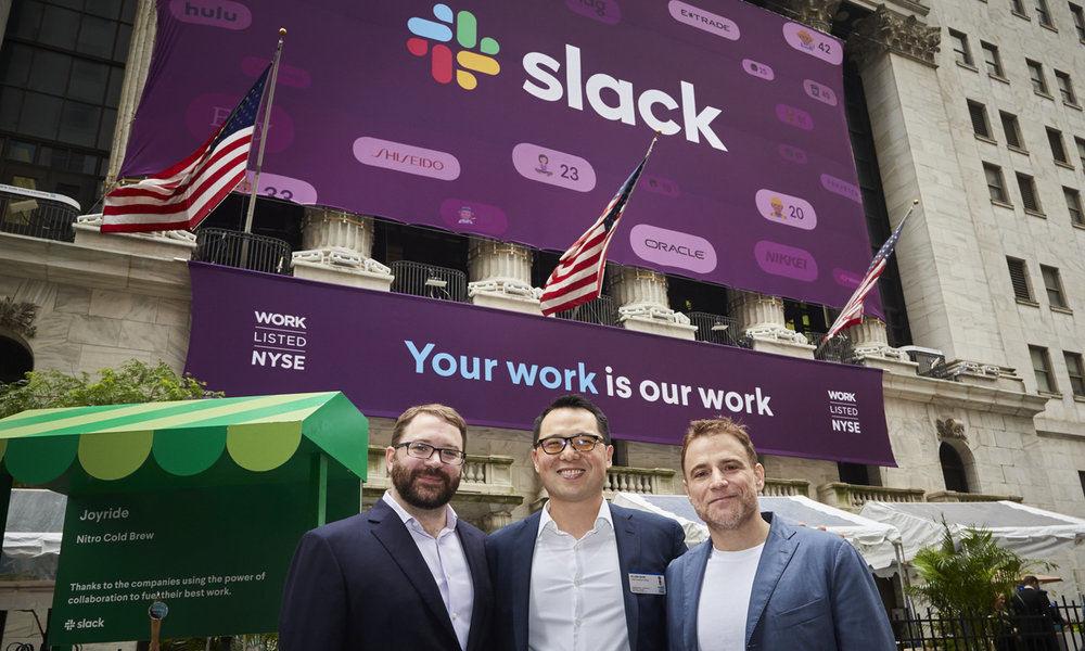 Slack debuta en bolsa disparando su valoración por encima de los 23.000 millones