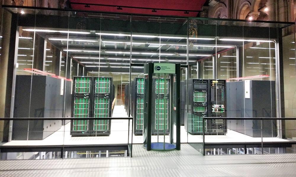 Centro de Supercomputación de Barcelona