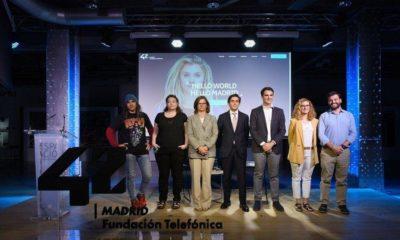 Telefónica abre en Madrid 42, una escuela de programación gratis sin clases ni profesores