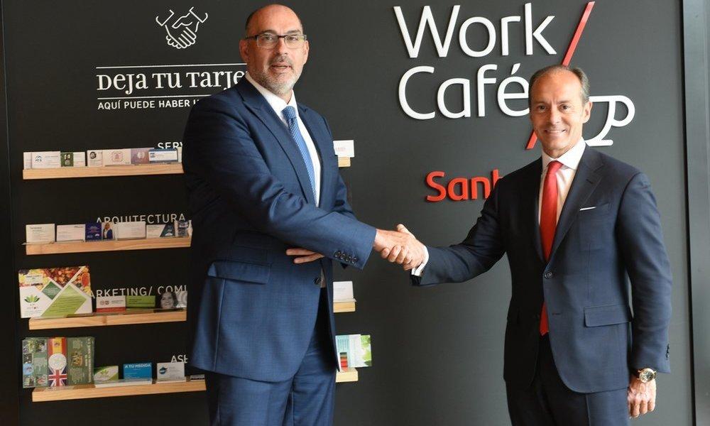 Banco Santander y Telefónica desarrollarán los primeros casos de uso 5G en banca de Europa