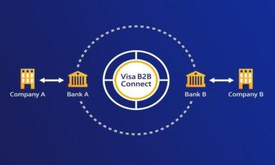 Visa pone en funcionamiento su red de pagos B2B basada en Blockchain