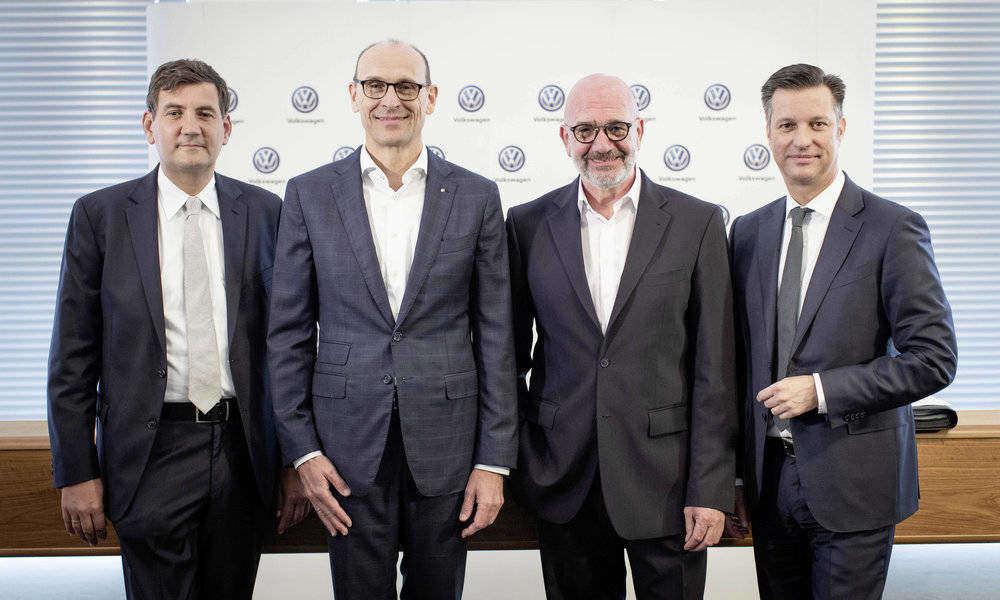 Volkswagen se apoya en SAP para su transformación digital, en la que invertirá 4.000 millones