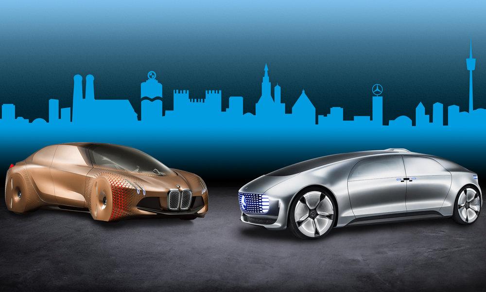 Daimler AG y el Grupo BMW firman un acuerdo para desarrollar la conducción autónoma
