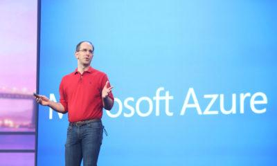 Los ingresos de Azure sobrepasan por primera vez a los de Windows