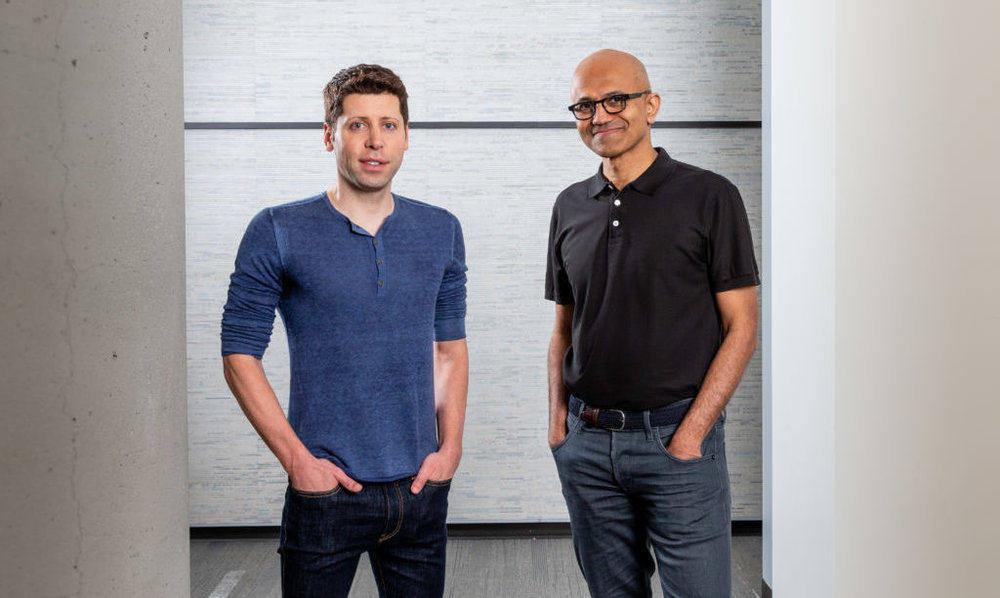 Microsoft invierte 1.000 millones en OpenAI y se convierte en su proveedor de nube exclusivo