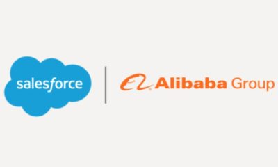 Alibaba será el proveedor exclusivo de Salesforce en China