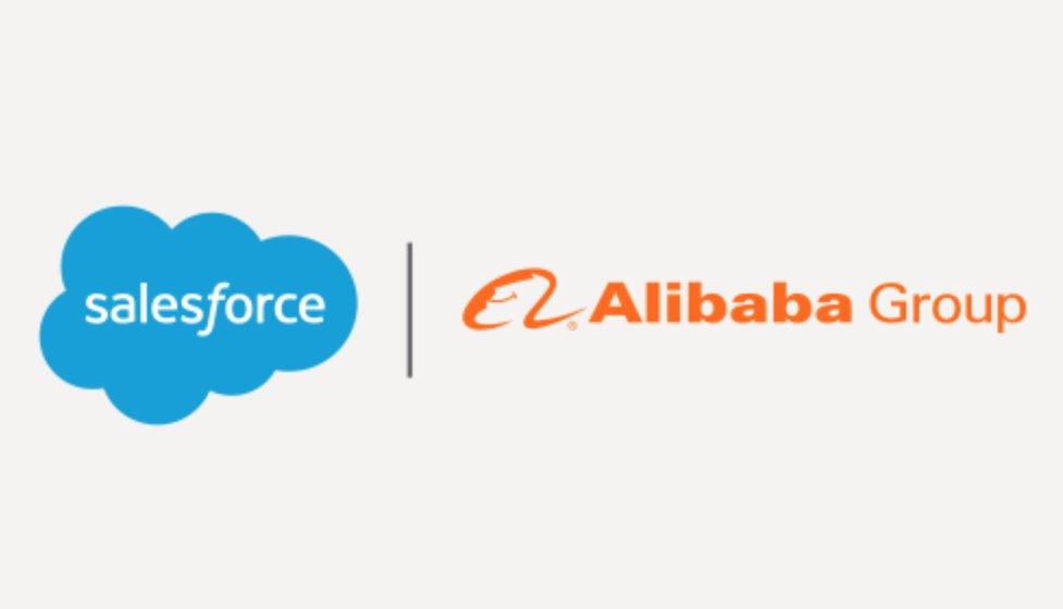 Alibaba será el proveedor exclusivo de Salesforce en China