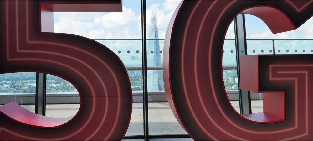 Vodafone y Telefónica compartirán equipamiento y redes 5G en el Reino Unido