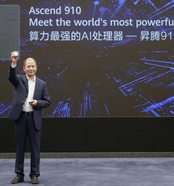 Ascend 910