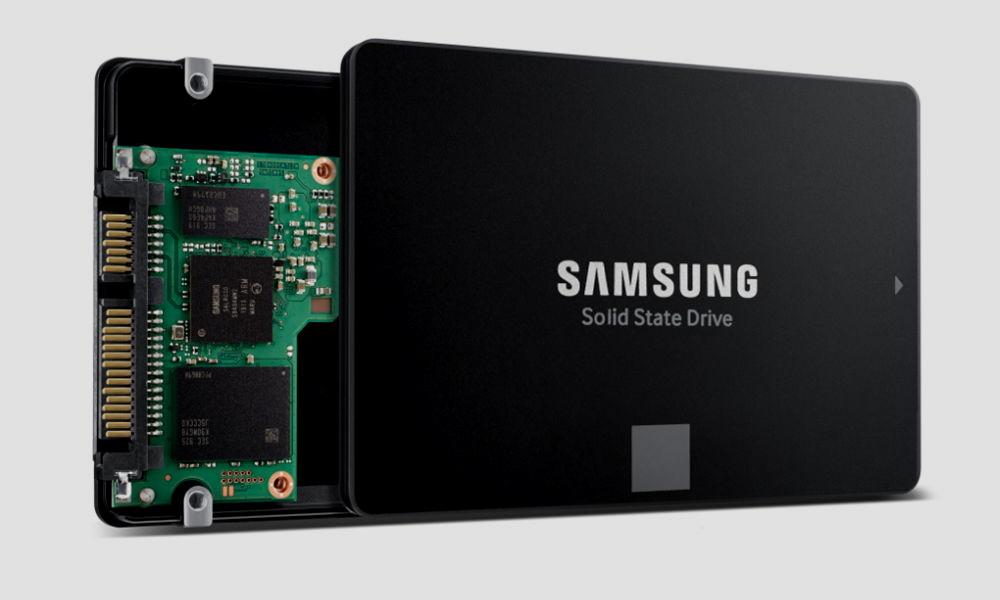 SSD V-NAND 3D