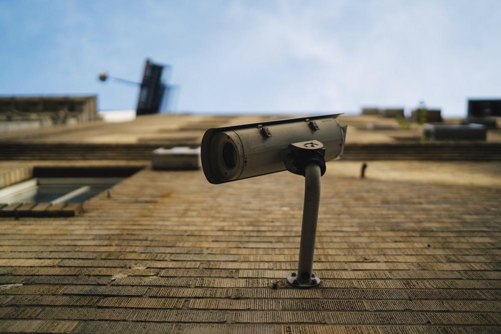 cámara de seguridad