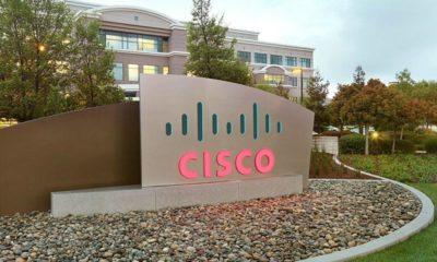 Cisco alcanza unos beneficios de 2.200 millones de dólares entre mayo y julio