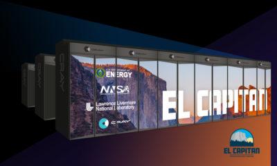 Cray desarrollará el superordenador El Capitán, que superará los 1,5 exaflops por segundo