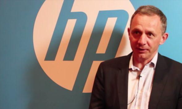 El español Enrique Lores será el nuevo CEO de HP desde el 1 de noviembre