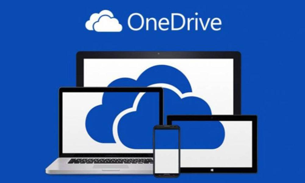almacenamiento en OneDrive