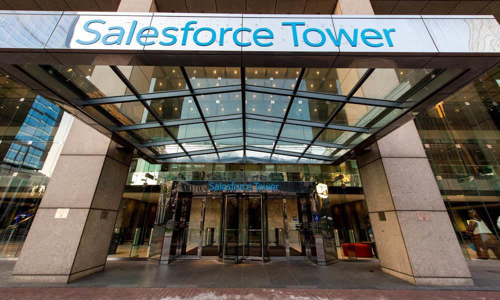 Los resultados de Salesforce muestran un sólido crecimiento de sus ingresos