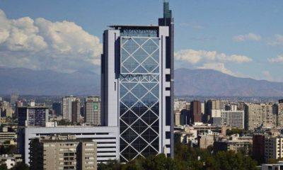 Telefónica pone a la venta su sede de Santiago de Chile