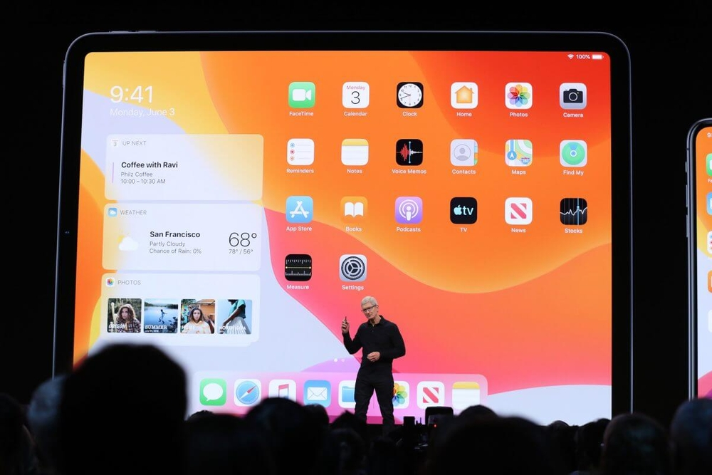 Apple publica iPadOS, su primer sistema operativo solo para tablets