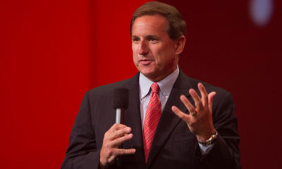 Mark Hurd, CEO de Oracle,