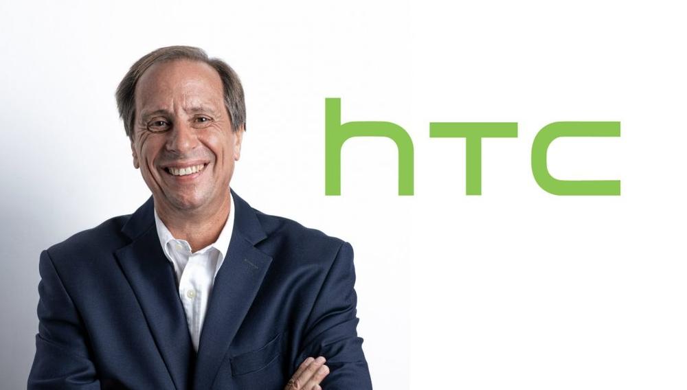 Ives Maitre, CEO HTC