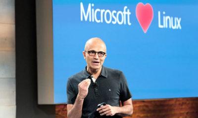 Microsoft y código abierto