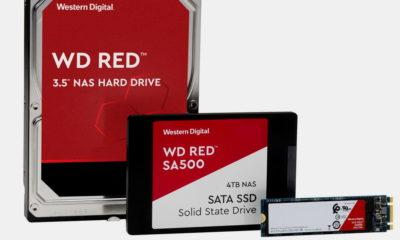soluciones NAS Western Digital