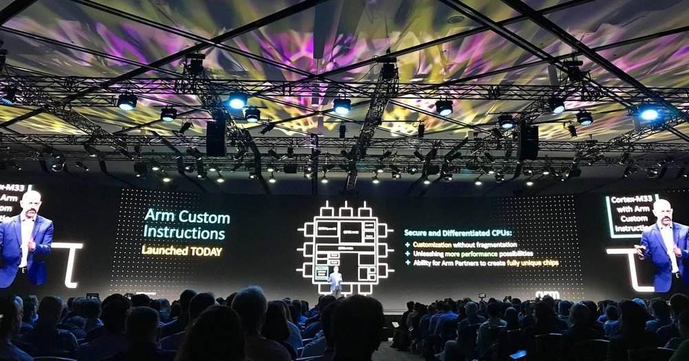 Arm desvela sus novedades en la Arm TechCon Conference 2019