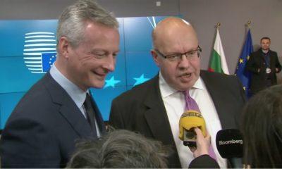 Francia y Alemania redoblan esfuerzos para impulsar rivales a las compañías cloud de EEUU