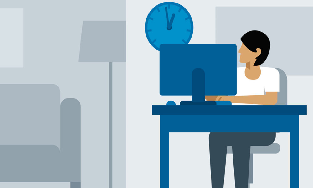 gestionar el tiempo de trabajo