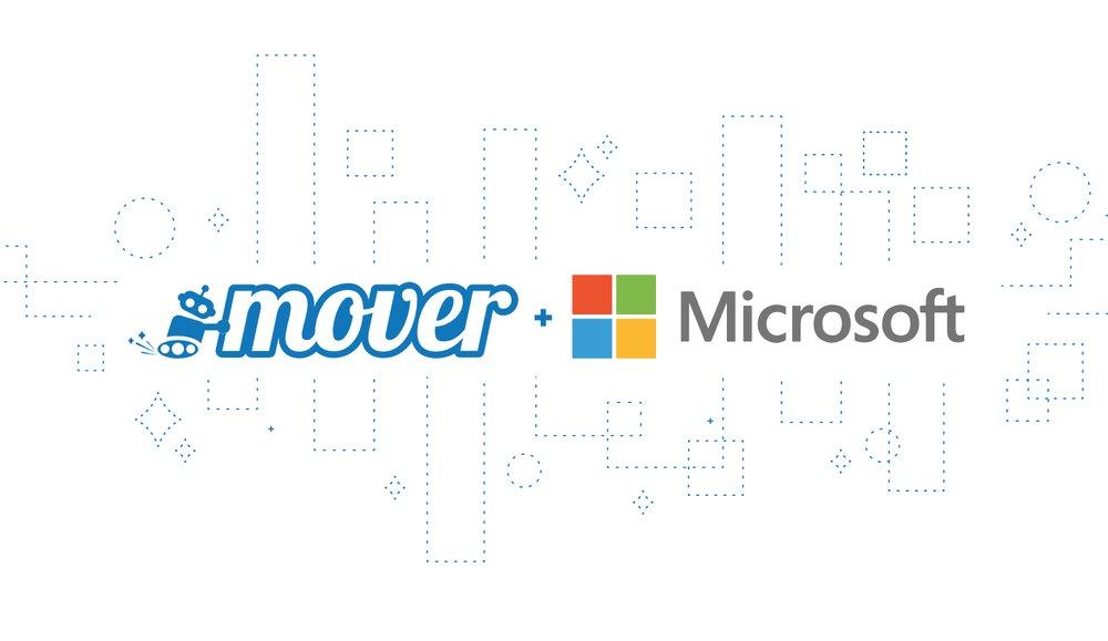 Microsoft compra Mover, compañía especializada en migración de datos a la nube