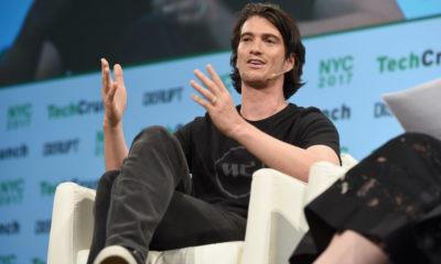 SoftBank toma el control de WeWork y aparta definitivamente a Adam Neumann