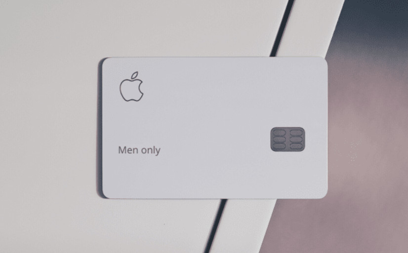algoritmo de Apple Card