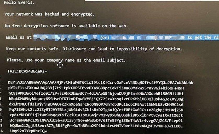 Ryuk, BitPaymer, BlueKeep o bug en Teams: posibles causas del ciberataque a Everis y La Ser