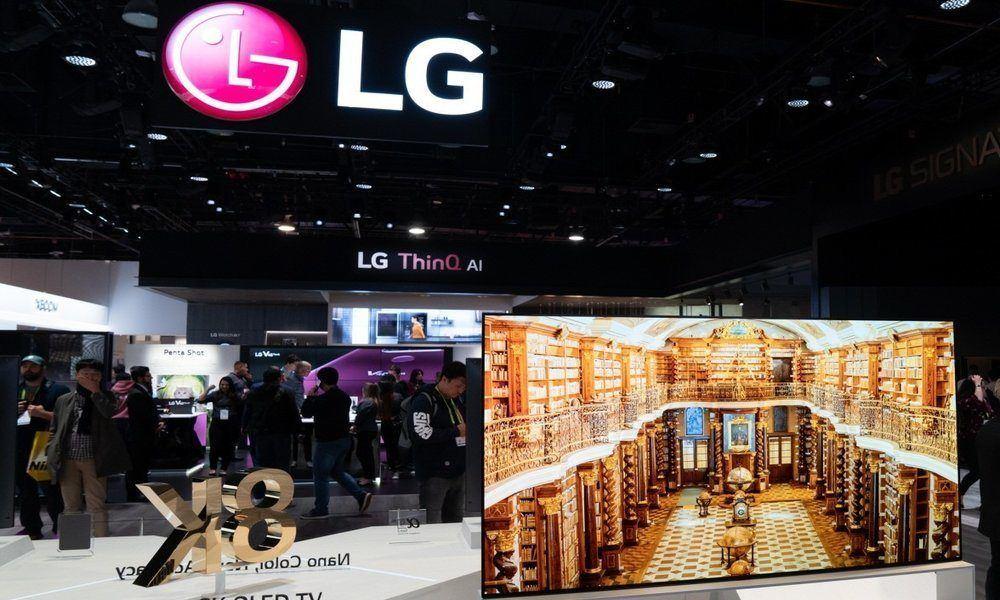 LG Electronics nombra un nuevo CEO y hace cambios en su dirección