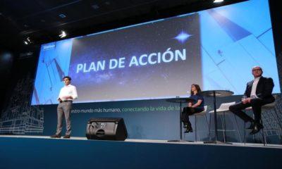 Telefónica se reorganiza para crecer y amaga con retirarse de Latinoamérica