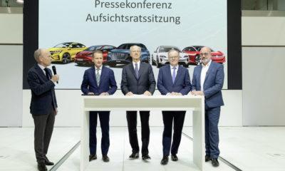 Volkswagen invertirá 60.000 millones en el desarrollo de vehículos híbridos y eléctricos