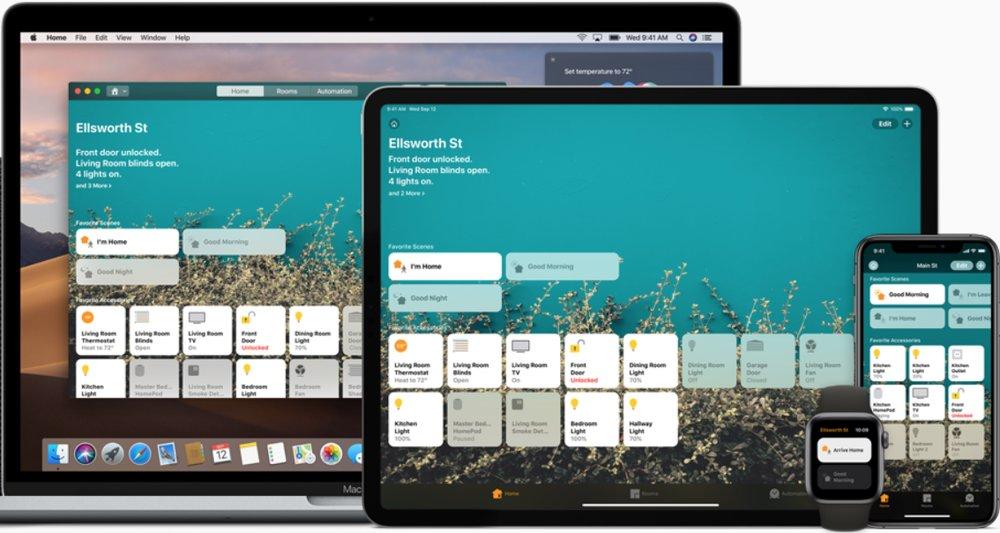 Apple pasa a open source las herramientas de su HomeKit para impulsar el hogar inteligente