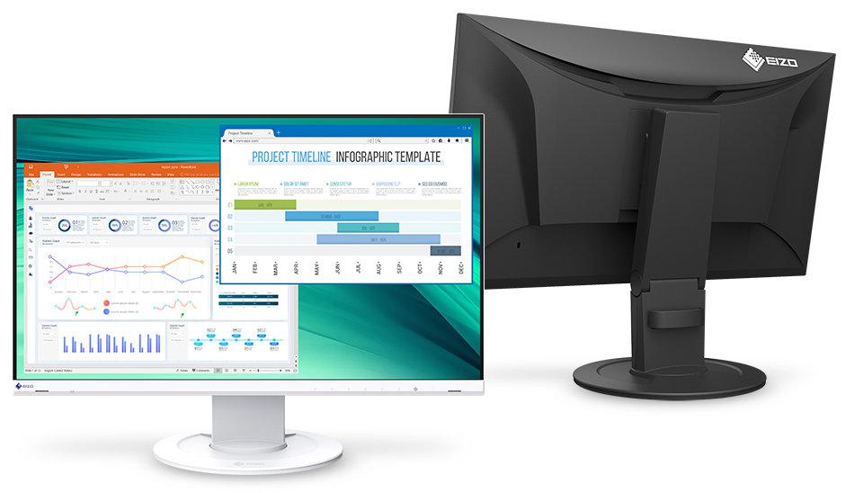 monitores sin marco EIZO