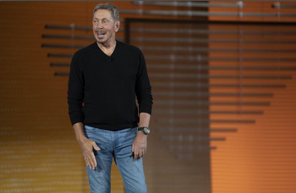 Oracle confirma en la presentación de sus resultados que no busca nuevo CEO