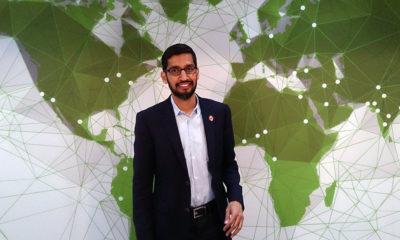 Sundar Pichai consigue un notable aumento de sueldo tras ser nombrado CEO de Alphabet
