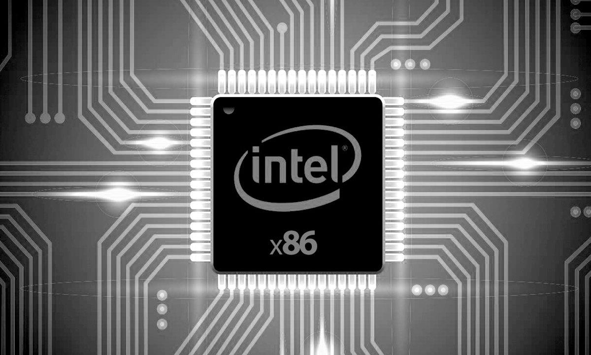 escasez de procesadores Intel
