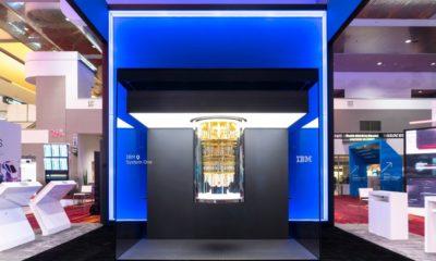 Los ingresos de IBM crecen impulsados por la nube y Red Hat