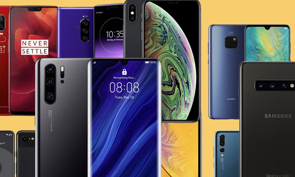 venta de smartphones en 2019