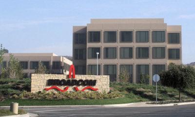 Broadcom firma dos acuerdos multianuales para suministrar componentes a Apple
