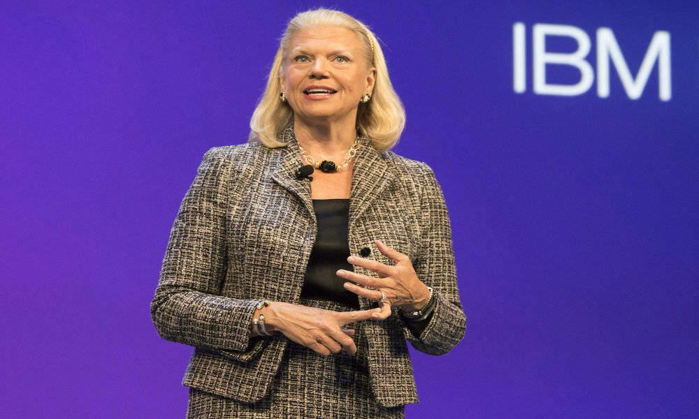 Terremoto en el liderazgo de IBM: Ginni Rometty deja de ser su CEO