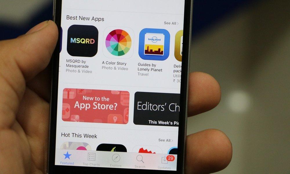 Los ingresos brutos por ventas de la App Store rozaron los 50.000 millones en 2019