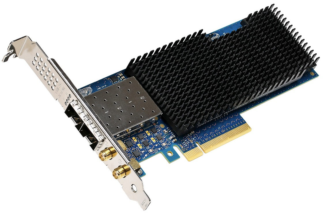 infraestructura de red 5G de Intel